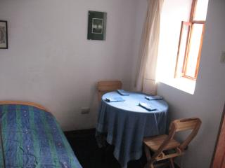Miniflat for rent 2 blocks from main square Cusco