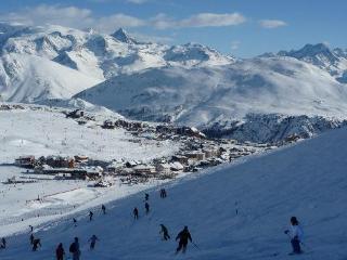 Appart 4/6 personnes, proche télésiège, plein Sud., L'Alpe-d'Huez