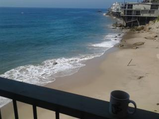 Malibu beach front 1br apt on the sand
