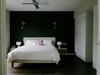 Main bedroom in Studio One.