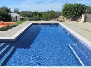 Casa rústica con piscina en Costitx 6 personas