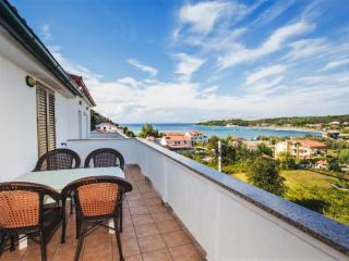Charming flat with panoramic view in Lopar, Ciudad de Rab
