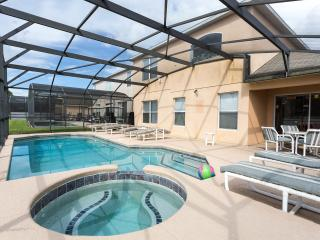 Family Villa - South-West Pool & Spa - Near Disney, Kissimmee
