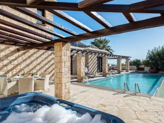 Luxury Stone build villa with pool and Hot Tub, Paphos