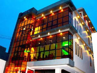 A modern hotel at San Francisco, Agusan del Sur.