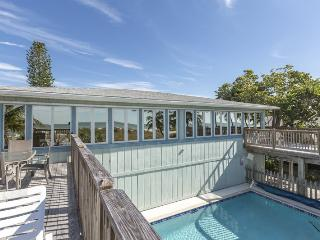 Heron Duplex with Amazing Views of the Gulf and Heated Pool - Heron Duplex