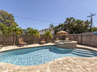 Island Charm is your Tropical Pool Home in Paradise - Code: Island Charm, Fort Myers Beach