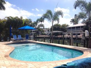 Carita Cottage offers Peaceful relaxation with new pool and designer decor, Fort Myers Beach