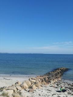 SEAVIEW AVENUE BEACH