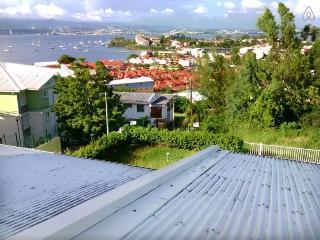 Studio cosy vue sur Baie de F-de-F., Trois-Ilets