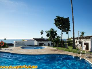 BUGANVILLAS *** Apartment 101 *** Beach 150 meters, Mijas