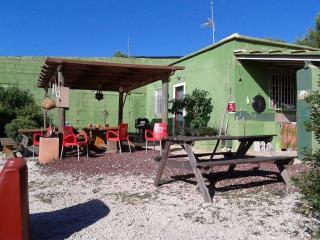 refugio ecoburropark, Vall de Ebo
