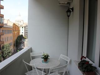 Apartment with St Peter's Dome, Rome