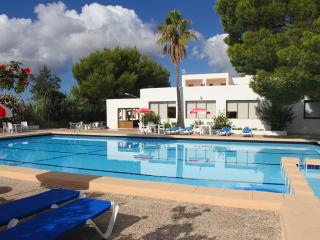 Bungalow es Pins - Double room, Sant Francesc de Formentera