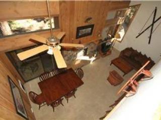 Meubles, bureau, chambre, bois, table