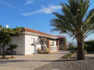 Andalucian holiday villa with pool in Pizarra, Alora