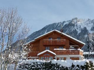 Chalet Sérénité - Chalet bookings only, Thollon-les-Memises