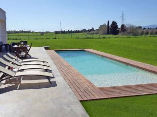 Fantástica Casa Blanca para 4 personas con piscina, Sencelles