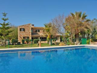 Acogedora casa rural con piscina para 12 personas, Felanitx
