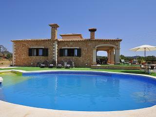Chalet para 10 personas con piscina y jardín, Llucmajor