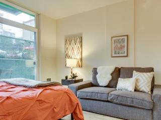 Modern, studio-style condo perfect for two + a dog!, Seattle
