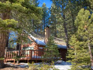Wonderful Cabin with Hot Tub, Next to National Forest ~ RA681, South Lake Tahoe