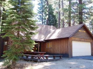 Comfortable Tahoe Cabin for 12 ~ RA739