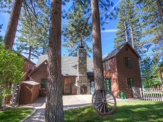Lakefront Historic Cabin with Spectacular View ~ RA3667, Glenbrook