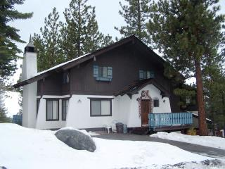Swiss-Inspired 3 Bedroom Chalet ~ RA742, South Lake Tahoe