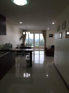 Dining area with nice view