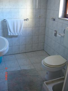 Dvosobni(4+2): bathroom with toilet