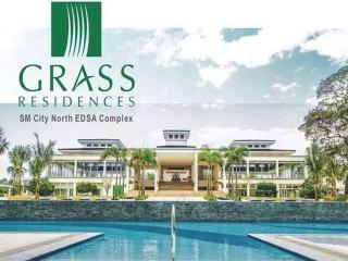 1BR Condo Unit at Grass Residences, Quezon City