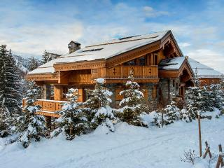 Chalet Trois Ours, Sleeps 10, Meribel