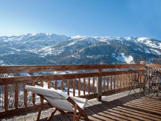 Chalet du Vallon, Sleeps 8, Meribel