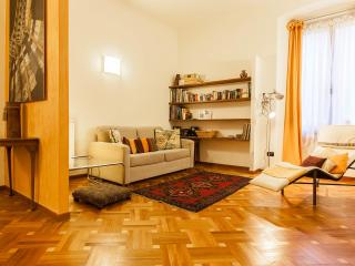 excellent apartment 6 beds in center free wifi, Gênes