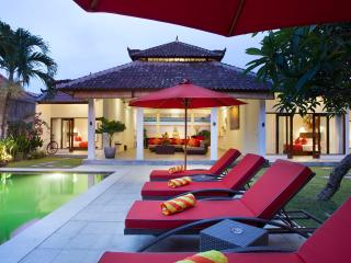 VILLA ALMA A RETREAT IN THE HEART OF LEGIAN
