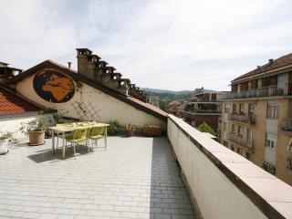 La terrazza su Torino, Turin