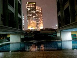 studio apartment at the heart of the city, Jakarta