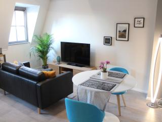 Cosy Flat with view City Center Dijon with Carpark