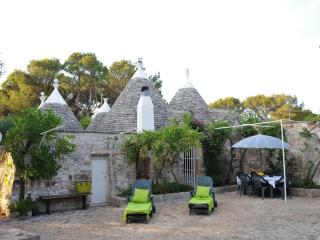 Rustic house by large olive grove, Ostuni