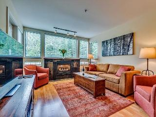 Greystone Lodge 2 Bedroom Renovated Ski-in Ski-out Whistler Condo