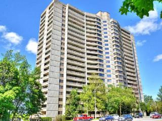 Breathtaking park view 2bd condo, Ottawa