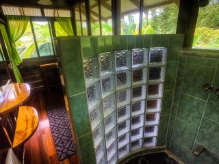Elegant Hardwood Cottage on the Caribbean Seashore