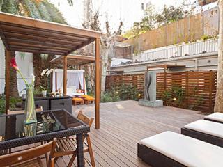Batlló Luxury 8 apartment in Eixample Dreta with WiFi, airconditioning, gedeeld