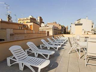 Verdi 5 apartment in Gracia with WiFi, airconditioning, gedeeld terras, balkon, Barcelona