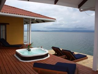 Stunning Over The Water Home In Bocas Del Toro