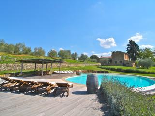 Fantastic Villa Chiantigiana sleeps 12, Castellina In Chianti
