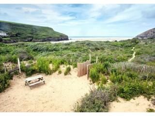 Mawgan Porth View located in Newquay, Cornwall