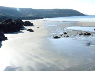 Dunworley beach