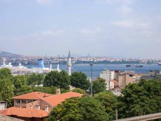 2 Bed Penthouse with sea view in Galata!, Estambul